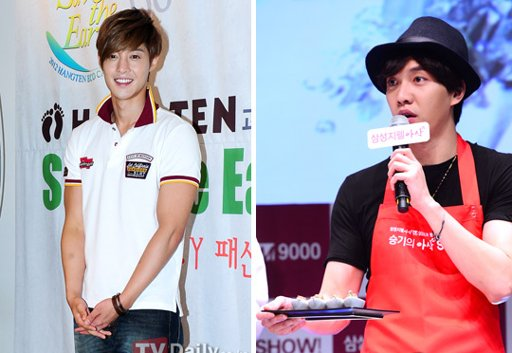 [مقال]: كيم هيون جونغ و لي سونغ غي تم التصويت لهم كالنجوم الذين يبدون وكأنهم ملوك الطهي ..~